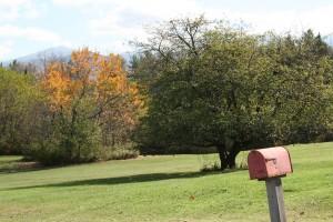 The view at the Sugar Hill Inn