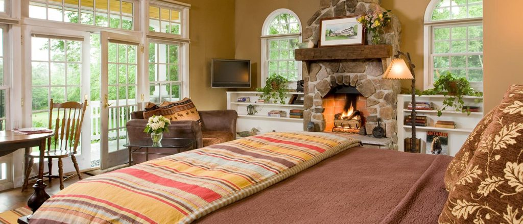 A great place to relax and unwind after your hikes in the White Mountains