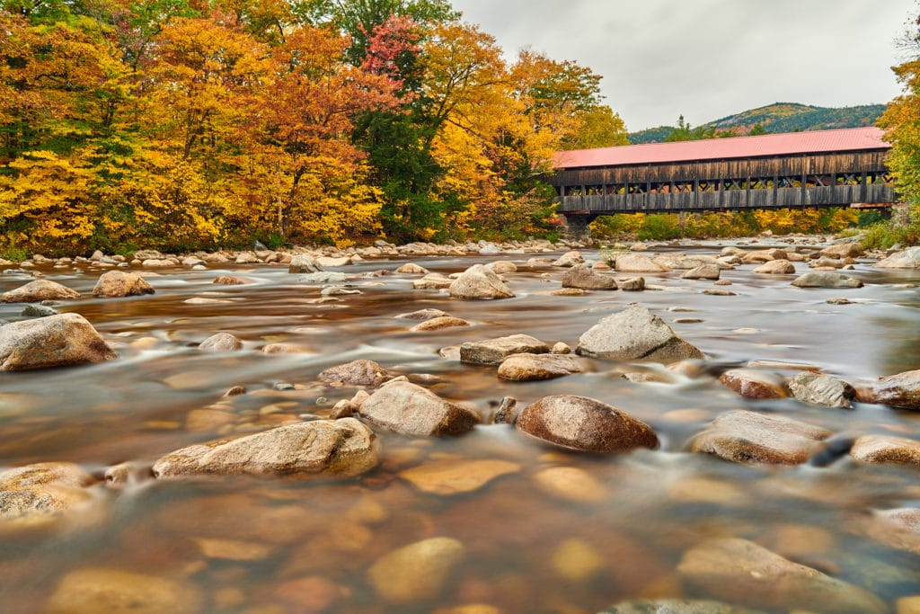 The Best Things to do in the White Mountains This Fall