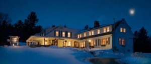 One of the Best Romantic Getaways in New Hampshire is our White Mountains Bed and Breakfast