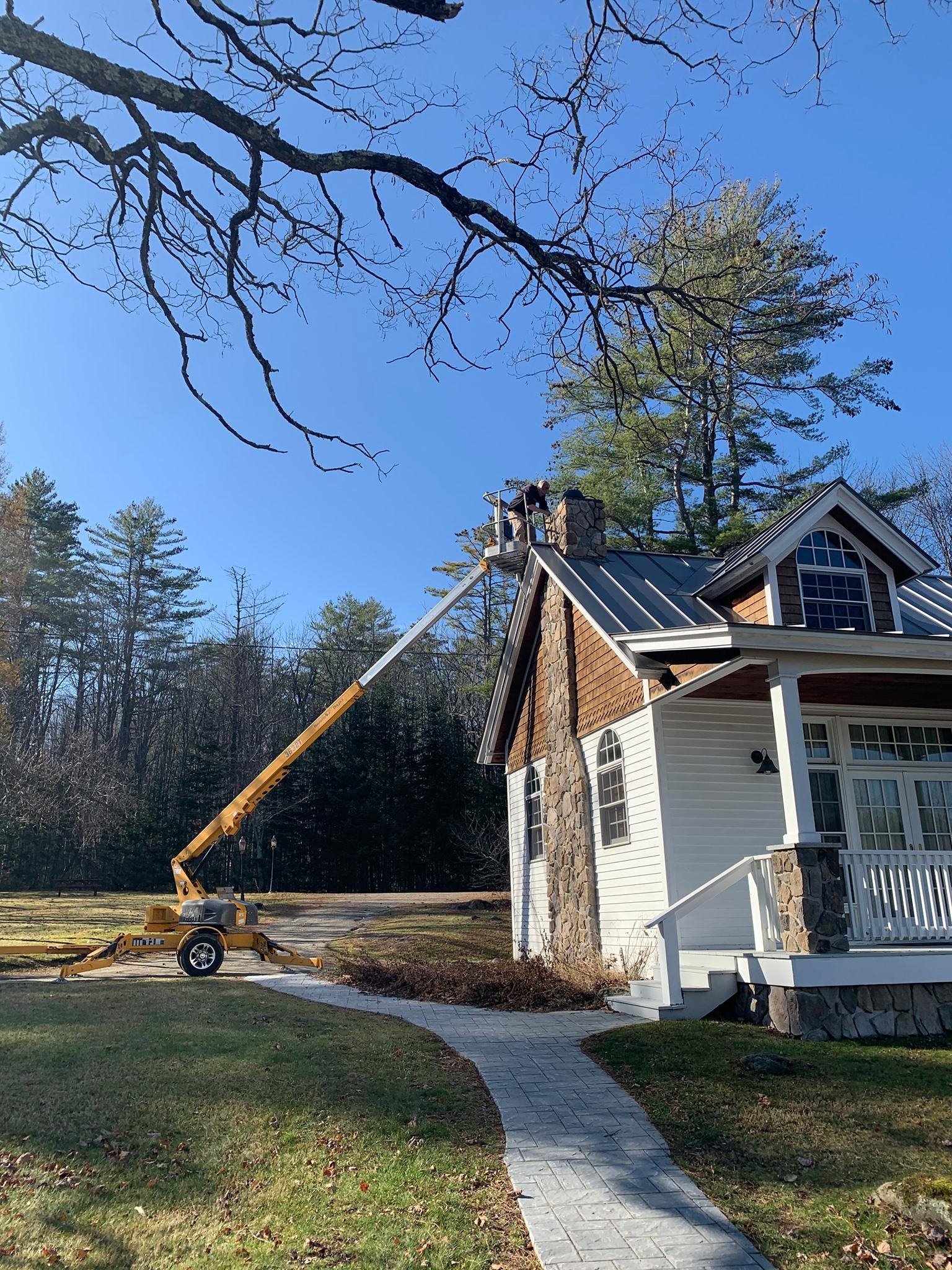 Restoring the Sugar Hill Inn - Historic Preservation of a 200 year old Inn (Part 1) 1