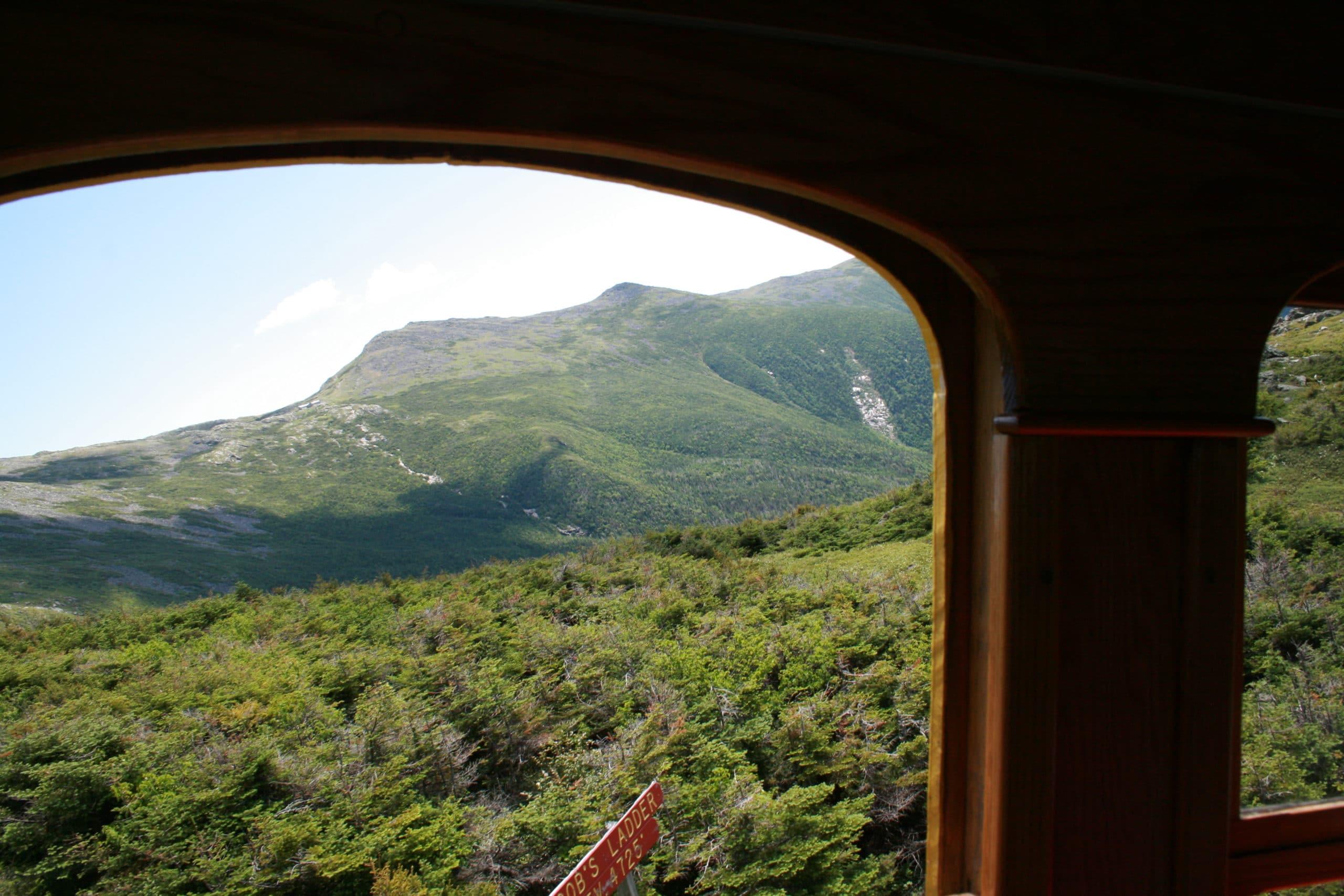 Adventures on the Cog Railway! Explore New Hampshire's Mt. Washington 1