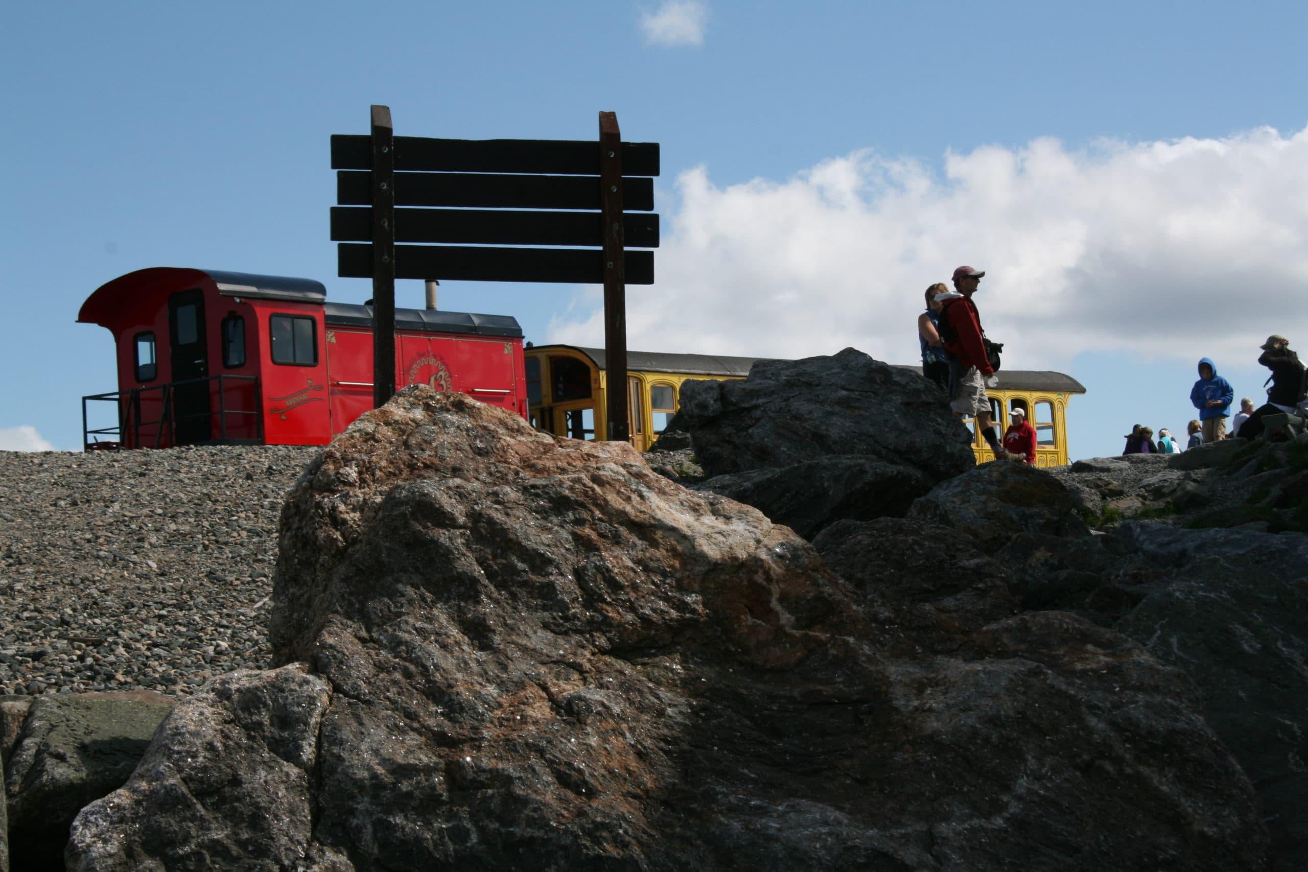 Adventures on the Cog Railway! Explore New Hampshire's Mt. Washington 3