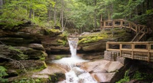 Waterfalls and more on these beautiful hikes in the White Mountains